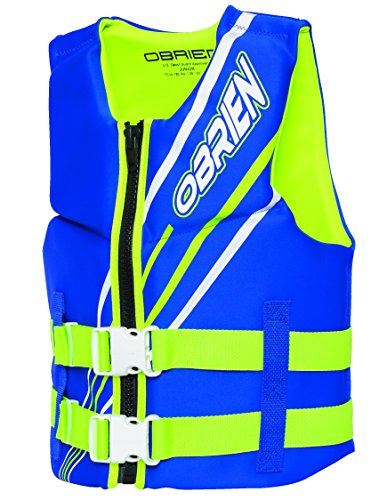 - O'Brien Boys Junior Neoprene Life Vest