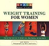 Weight Training for Women, Leah Garcia, 1599215624