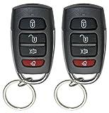 InstallGear Car Alarm Security & Keyless Entry