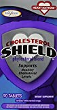 Enzymatic Therapy - Cholesterol Shield, 90 tablets [Health and Beauty]