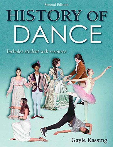 5 Best Modern Dance eBooks of All Time - BookAuthority