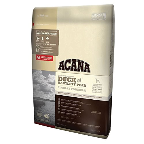 Acana Duck and Bartlett Pear Dry Dog Food,13lb