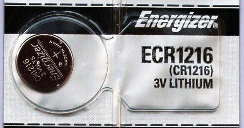 Energizer CR1216 Lithium 3V Coin Cell Battery DL1216 ECR1216