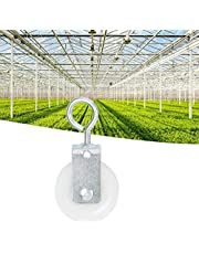 White Hanger Pulley, High Temperature Pulley, Reliable Rust Proof Livestock Farm Agriculture