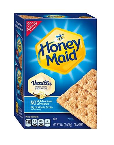 Nabisco Vanilla Graham Crackers, 14.4 oz