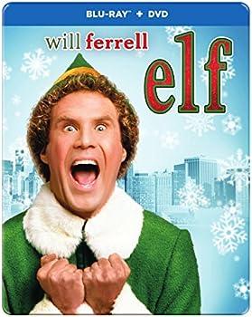 Elf 10th Anniversary Edition on Blu-ray/DVD
