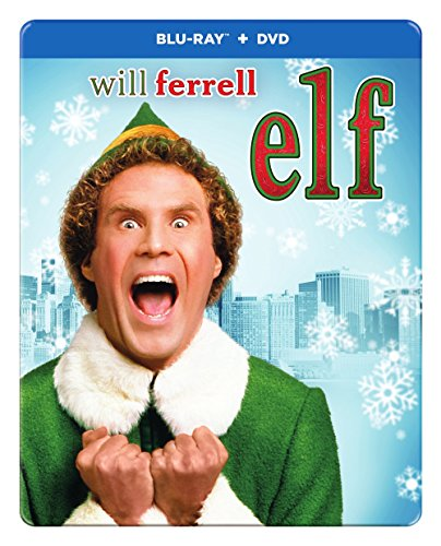 Elf: 10th Anniversary (BD) [Blu-ray]