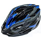 JSZ EPS Outdoor Mtb Road Bicycle Cycling Helmet with 19 Vents Color Blue New!!