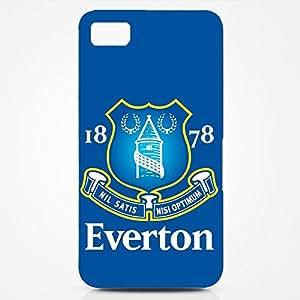 Best Design FC Everton Football Club Phone Case Cover For Blackberry Z10 3D Plastic Phone Case