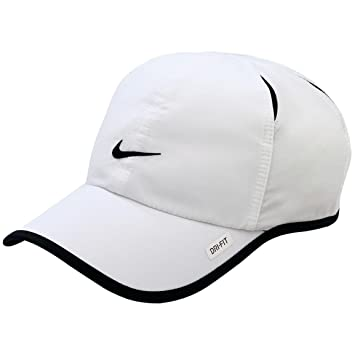 NIKE Dri Fit Feather Light Casquette de golf de Tennis, Bleu Royal ... bec41bcd8c97