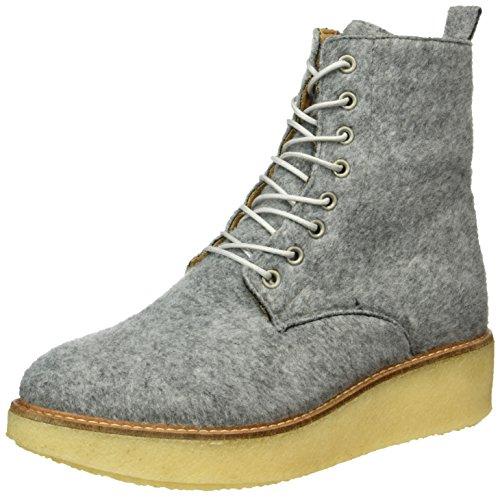 Grey Women's Apple Grey of Boots Jig Combat Eden xZqYwqa8