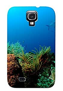 Defender Case For Galaxy S4, Animal Fish Pattern, Nice Case For Lover's Gift