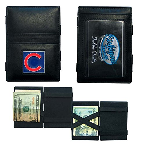 Chicago Cubs Mens Leather - 9