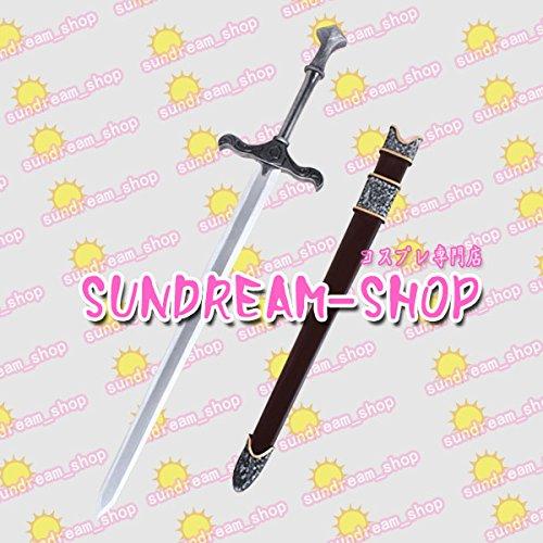 コスプレ道具★313248★DARK SOULS ダークソウル★太陽の騎士ソラール Solaire 刀剣武器