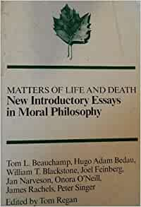 matters of life and death new introductory essays in moral philosophy