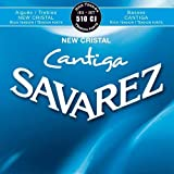 Savarez 510CJ New Cristal Cantiga HT High Tension Classical Guitar Strings