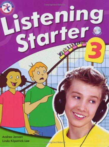 Listening Starter 3 (Beginning Level with 2 Audio CDs) ebook