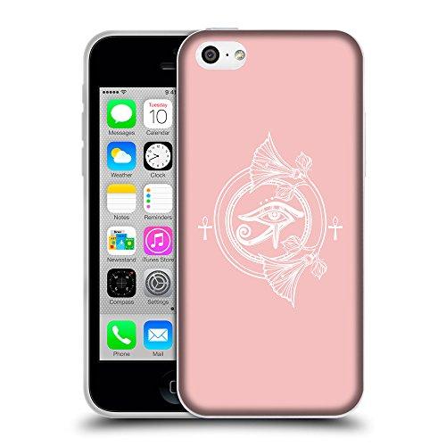 GoGoMobile Coque de Protection TPU Silicone Case pour // Q09940610 Religion 34 Bébé rose // Apple iPhone 5C