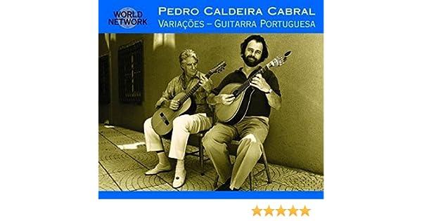 Portugal: Variacoes - Guitarra Portuguesa by Pedro Caldeira Cabral ...
