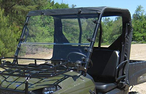 Seizmik MId Size Polaris Ranger Soft Top & Back Panel 18045 tr-150775