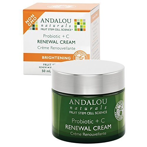 Andalou Naturals Face Cream Probiotic C Renewal 50 ml(1.7 fl oz)