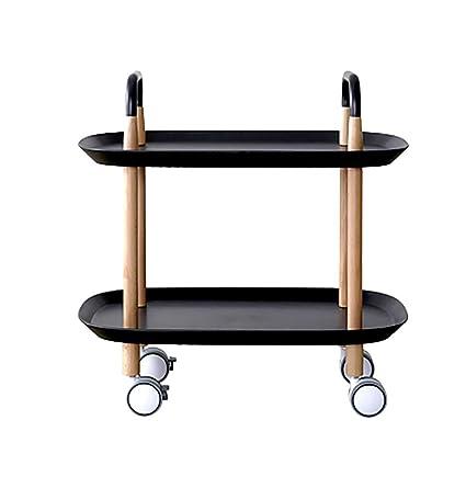 nouveau style de 2019 assez bon marché dernières tendances de 2019 MXRa Tables roulantes Design Mobile Multicouche sur ...