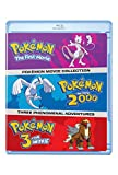 Pokemon: The Movies 1-3 Collection (Blu-ray)