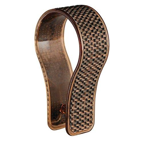InterDesign Twillo Shower Hooks Bronze