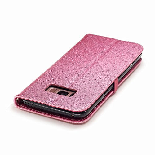 Style Cards Skin S8 Pu Leather Protective Flap Cover Sheath Housing Case Wallet Slot Casemate Love Stand Cover Plus Shell Shell Premium Bumper S8 Yiizy Case Flip Slim Design p6FqwIH6n