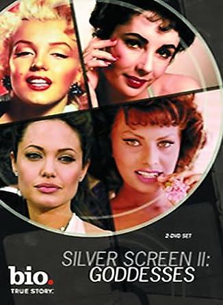 Amazon com: Silver Screen II : Goddesses , Biography of
