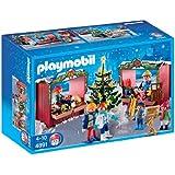 Playmobil Navidad - Mercadillo navideño (4891)