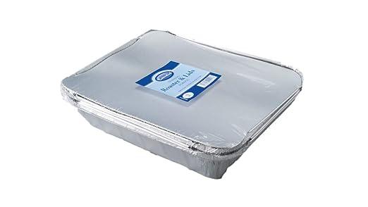 Essential Housewares FGREP3L Essential FOIL - Fuente para horno ...