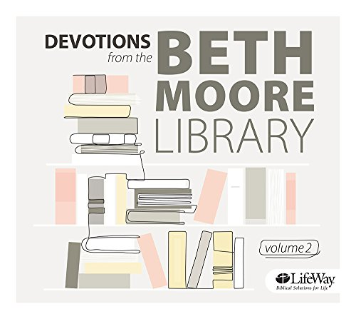 Devotions from the Beth Moore Library Audio CD, Volume 2