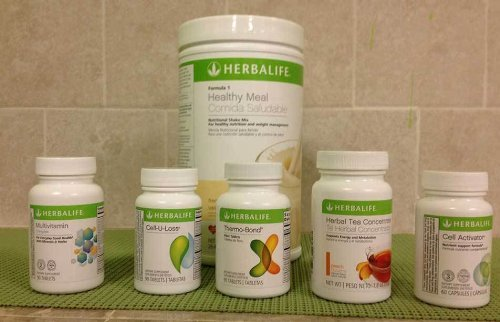 Herbalife Advanced Program - Choose Your Flavor (Cookies n Cream) by Herbalife (Image #1)