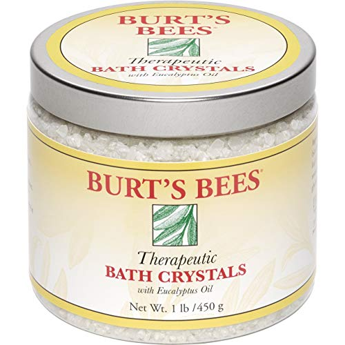 Burt's Bees 100% Natural Bath Crystals, 1 Pound