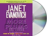 download ebook more plums in one: four to score, high five, and hot six (stephanie plum novels) by janet evanovich (2011-04-26) pdf epub
