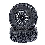 4x4 truck tires - PR Racing SCT-P006 2.2