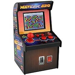 SoundLogic XT Multicade 230 Miniature Retro Arcade Video Game Machine by Sound Logic