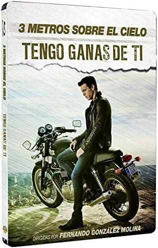 Tengo Ganas De Ti 3 Metros Sobre El Cielo Pack 2 Discos Steelbook Amazon Ca Dvd