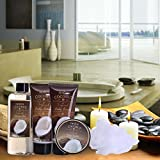 Draizee Coconut Home Gift Spa Basket, Luxury 5