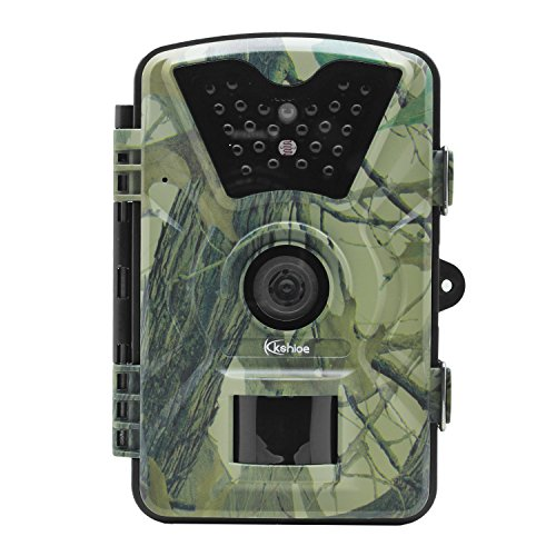 Kshioe Trail Camera,1080P 12MP HD 2.4