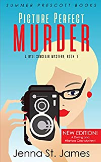 Picture Perfect Murder by Jenna St. James ebook deal