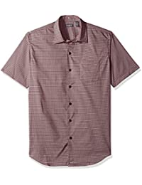 Men's Flex Stretch Short Sleeve Non Iron Shirt