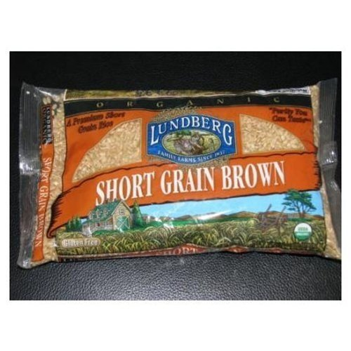 Lundberg Organic Short Grain Brown Rice by Lundberg