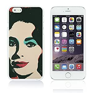 OnlineBestDigitalTM - Celebrity Star Hard Back Case for Apple iPhone 6 Plus (5.5 inch) Smartphone - Andy Liz