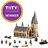 LEGO Harry Potter Hogwarts Great Hall 75954 Building Kit and Magic Castle Toy, Fantasy Creatures, Hermione Granger