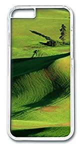 ACESR Land View Rugged iPhone Case PC Hard Case Back Cover for Apple iPhone 6 4.7inch by lolosakes