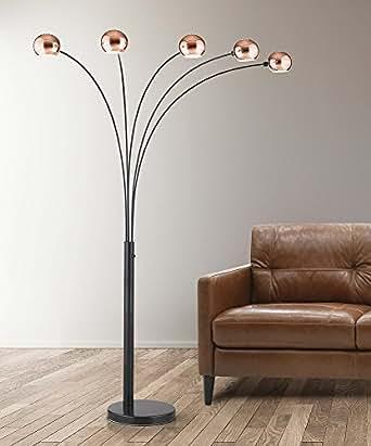 2019 Model Orbs 5 Light Arc Floor Lamp Arch Lamp Modern