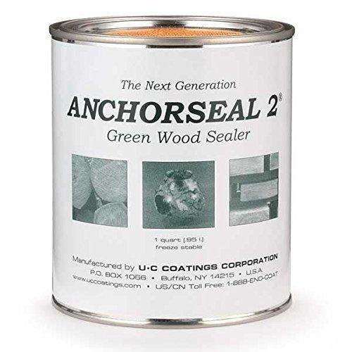 Anchorseal green wood sealer gallon