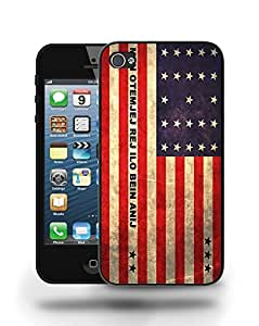 Bikini Atoll National Vintage Flag Phone Case Cover Designs for iPhone 4